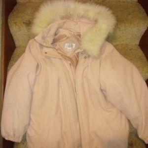 Jackets & Blazers - Large pink worthington jacket